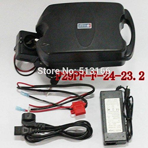Deep Cycle 3.7V 2.9AH Polymer Lithium Battery P29PF-F-24V 23.2Ah 18650 Cell Li-ion Battery Electric Bike 10A 3C Battery