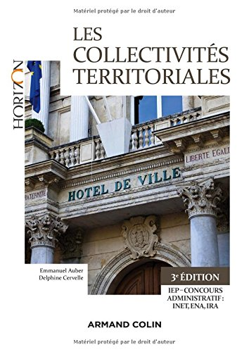 Les collectivités territoriales - 3e éd.