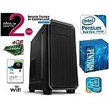 PC ORDENADOR SOBREMESA NUEVO INTEL DUAL CORE E2140   4GB RAM   1TB HDD   RW DVD/CD   VGA INTEL HD