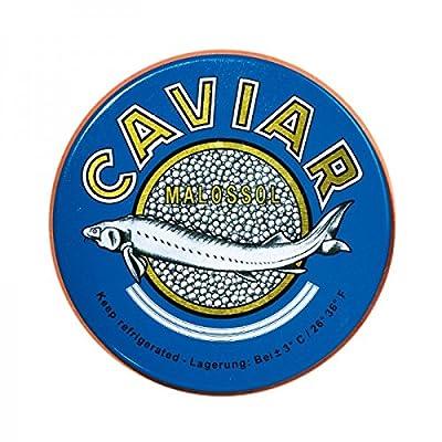 Kaviar - Zarendom Bowfin Kaviar 250 g Dose - schwarzer Kaviar - caviar - ????