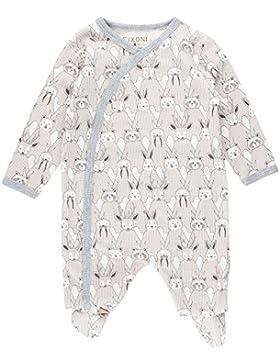 Fixoni Unisex Baby Schlafstrampler Future Nightsuit-Oekotex