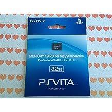 Playstation Vita - Tarjeta De Memoria,  32 GB