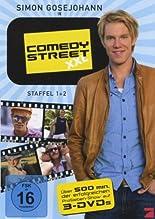Simon Gosejohann - Comedy Street XXL [3 DVDs] hier kaufen