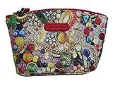 Borsa beauty Pash bags by atelier du sac mod 4409 trousse ROSSO - L'Atelier du sac - amazon.it