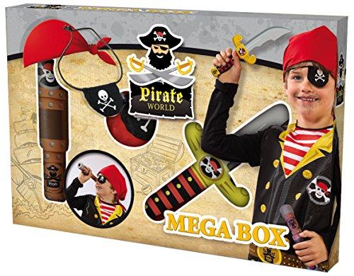 Clowny - Pirate World, megacaja de Pirata, (SES 09862)