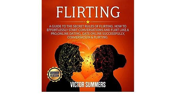 Online Dating flirta tips