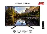 JVC 43 inch (109CM) 1080p Display Resolution 1920 x 1080 Full HD LED TV
