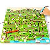 YK GAME Alfabeto Labirinto Puzzle cognitivo Mano-Occhio coordinamento Giocattolo Giocattoli Giochi Formazione del Cervello Blocchi educativi Giocattolo per i Bambini più Piccoli