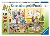 Puzzle 100 pièces XXL - Chez le vétérinaire