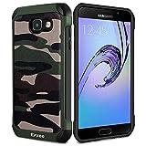 Epxee Cover Samsung Galaxy A5 2016, [Shock-Absorption] Silicone Protezione Custodia per Samsung Galaxy A5 2016 (Mimetico-001)