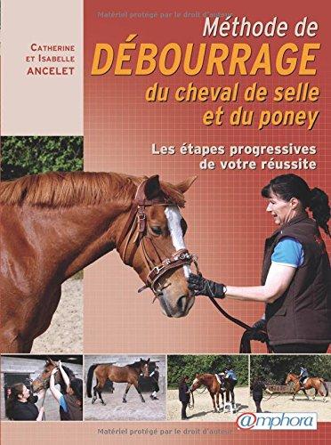 Méthode de débourrage du cheval de selle et du poney - les étapes progressives de votre réussite