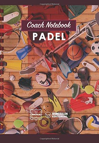 Coach Notebook - Padel por Wanceulen Notebook
