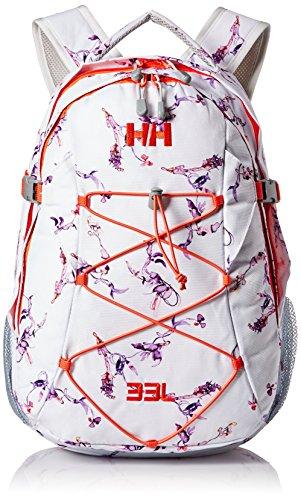 Helly Hansen Dublin Sporttasche, 90 cm, weiß und rosa