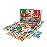 MACDUE Monopoly, edición especial de monumentos históricos italianos