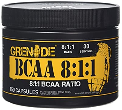 Grenade Essentials BCAA's 8:1:1- 30 Servings from Grenade