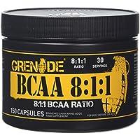 Grenade Essentials BCAA's 8:1:1 Ratio (30 Servings)