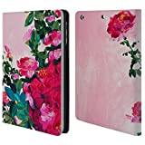 Head Case Designs Offizielle Mai Autumn Rose Blumiger Garten Brieftasche Handyhülle aus Leder für iPad Mini 1 / Mini 2 / Mini 3