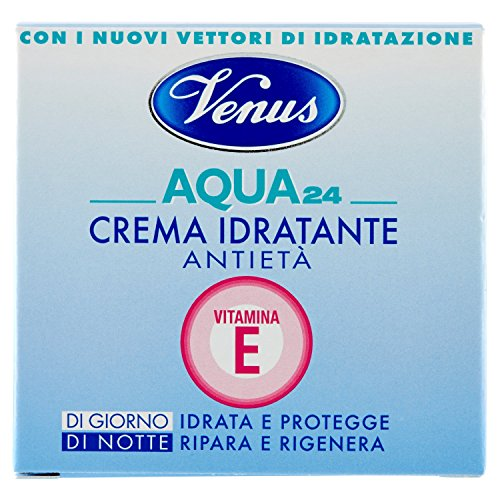 24 Aqua ANTI-AGING CREAM WITH VITAMIN E 50 ML
