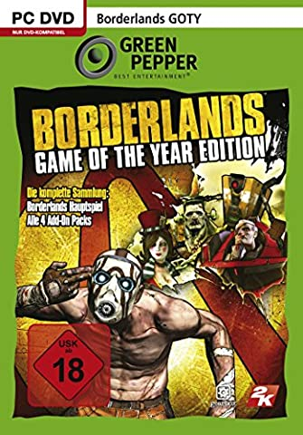 Borderlands - Game of the Year Edition (1. Version +