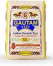 Gautam 1121 Basmati Rice XXL