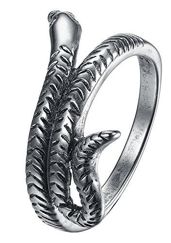 Pretty Snake Shape Slim Rings Best Promise Rings For Her Anniversary Collection Jewelry Rings Size 6-9
