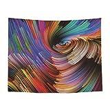 Tapisserie QIAO Wand Dekoration Kunst Dekoration Mandala Hippie Bettdecke Tischdecke Picknick Strand Tuch Schal Sun Shade Tuch (Farbe : F, größe : 150x130cm)