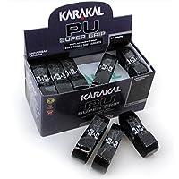 KARAKAL - PU Super Grip - selbstklebendes Griffband für Badminton, Squash, Tennis, Hockeyschläger oder Eisstock - 5er oder 24er Verpackungen - verschiedene Farben