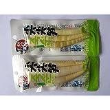 2,5 livres (1135 grammes) pousses de bambou fraîches fraîches emballées sous vide en provenance de Chine