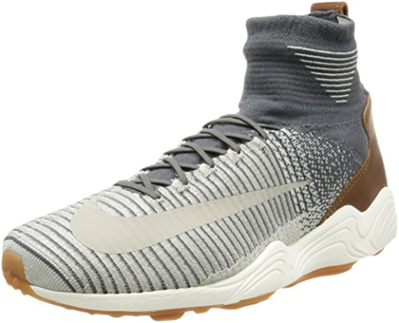 Nike Zoom para hombre Mercurial XI FK Gris oscuro / Gris claro Zapato informal 9.5 Hombres EE. UU.