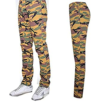 aefa3dc64b myglory77mall Men s Camo Running Jogging Tracksuit Military Pants ...