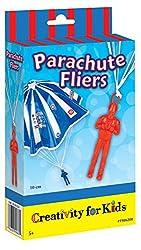 Creativity For Kids - Parachute Fliers Mini Kit