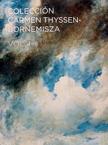 Colección Carmen Thyssen-Bornemisza V1 por VV.AA.