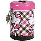 Hello Kitty - Tirelire Metal Hello Kitty