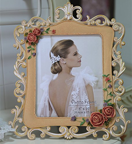 XBR Vintage marco de resina, resina jardin tallar, marco de la foto, marco de la foto, marco de la...