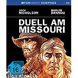 Duell am Missouri - Mediabook (+ Original Kinoplakat) [Blu-ray]