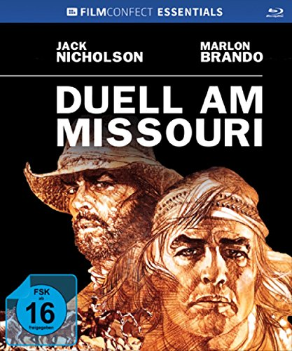 Duell am Missouri - Mediabook (+ Original Kinoplakat) [Blu-ray] [Limited Edition]