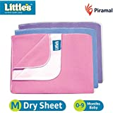 Little's Easy Dry Bed Protector- Medium (Colors May Vary)