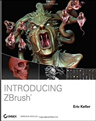 Introducing ZBrush by Eric Keller (2008-05-05)