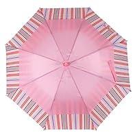 Laura Ashley Stripes Umbrella, Seaside Stripe