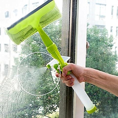 sunnymi Multifunktion Kann Gespritzt Werden Wasser Glas Reinigung Bürste/Fenster Glas