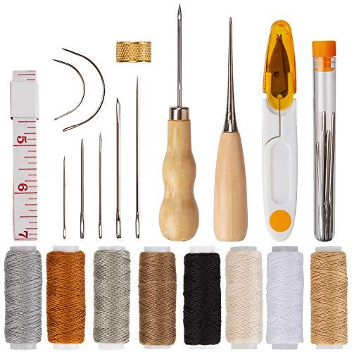 AIEX 29 Cuero Artesanía Cuero Kit Costura Manual