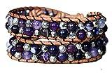 juanlowe | Beadtwist No.32 | Wickelarmband Perlen, Perlenarmband