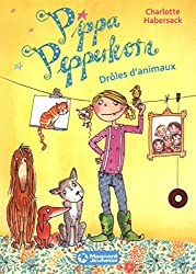 Pippa Pepperkorn, Tome 2 : Drôles d'animaux