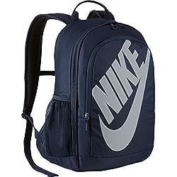 Nike Nk Hayward Futura Bkpk - Solid Mochila, Unisex adultos, Azul (Obsidian/Obsidian/Wo)