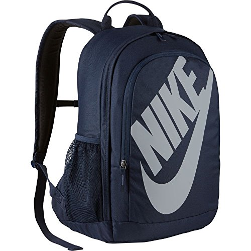 Nike Hayward Futura 2.0 Rucksack, blau (Obsidian/Wolf Grey), ONE SIZE Mesh-schule-rucksäcke