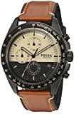 Fossil Analogue Black Dial Men'S Watch C...