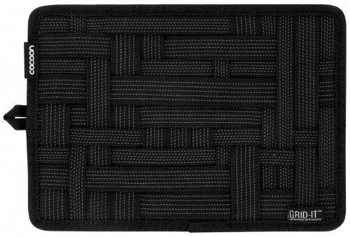Grid-it Organizer (Cocoon CPG8BK-NA GRID-IT! Organizer Medium, 26,67 x 19,05 cm (10,5 x 7,5 Zoll) schwarz)