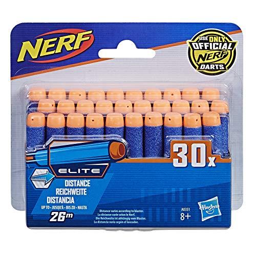 Nerf - Elite 30 Dardos (Hasbro A0351EU6)