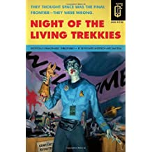 Night of the Living Trekkies (Quirk Fiction) by Kevin David Anderson (2010-09-15)
