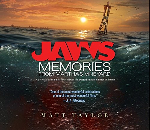 Jaws: Memories from Martha's Vineyard por Matt Taylor